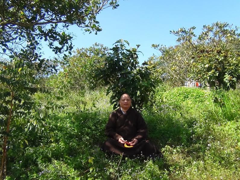 Thầy Thích Đồng Trí