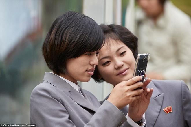 Cuộc sống giàu sang ở Triều Tiên