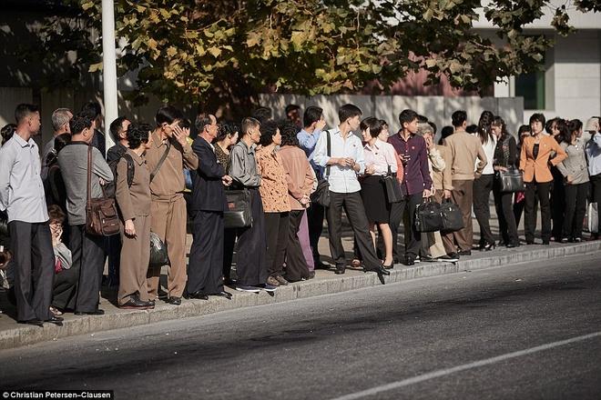 Hiện có 6 công ty taxi ở thủ đô Bình Nhưỡng nhận thanh toán bằng USD thay vì đồng won.
