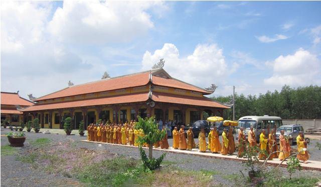 Trường TCPH Đồng Nai cơ sở 1 tại ấp Miễu xã Phước Tân - Tp.Biên Hòa - Đồng Nai