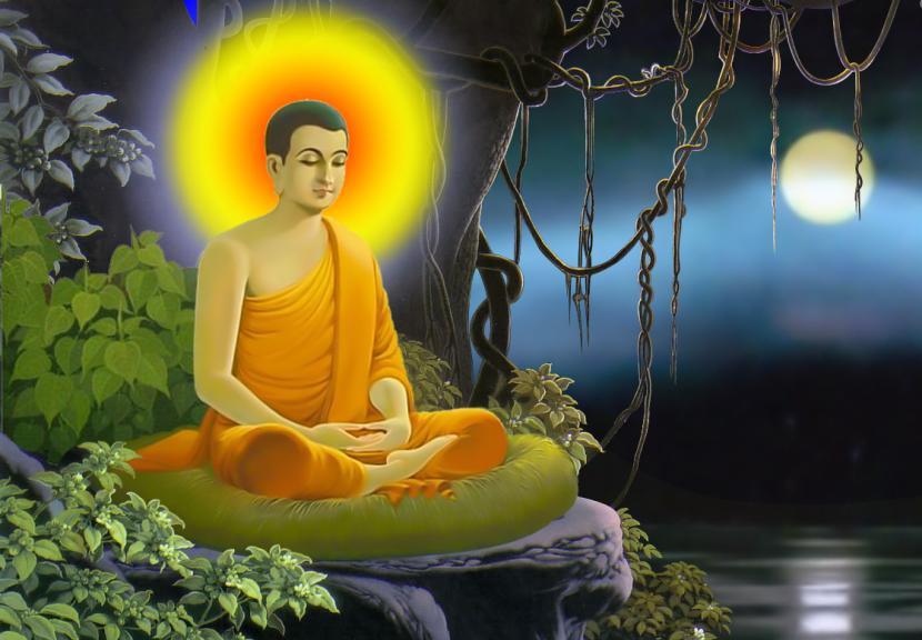 Lộ trình thành đạo của Bồ-tát Siddhartha