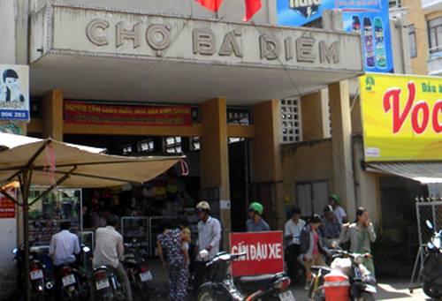Những địa danh có từ 'bà' ở Sài Gòn