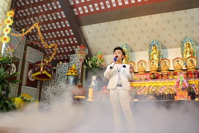 Ca sĩ nhí Chu Tuấn Ngọc