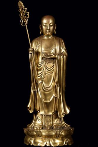 Tín ngưỡng Bồ-tát Địa Tạng tại một số quốc gia châu Á