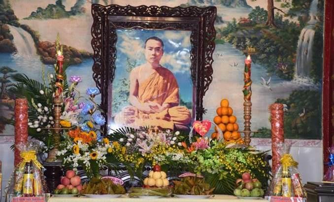 Tịnh xá Lộc Uyển tưởng niệm 63 năm ngày Tổ Sư Minh Đăng Quang vắng bóng