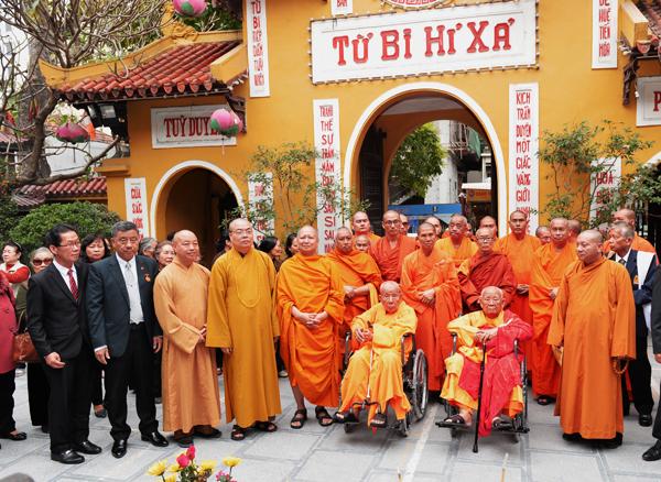 Phật giáo An Nam tông Thái Lan đến Việt Nam