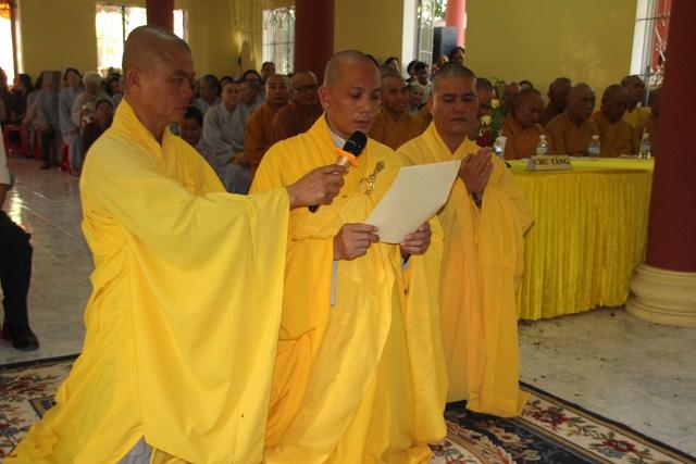 Thích Quảng Phổ trụ trì chùa từ Nhãn