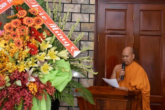 Bình Phước: Tịnh Xá Ngọc Chơn mừng Phật đản