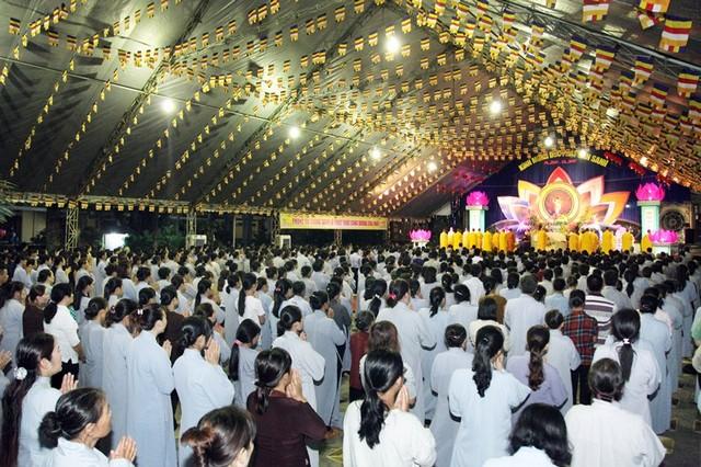 Đồng Nai: Tổ đình Phước Viên tuần lễ Phật đản