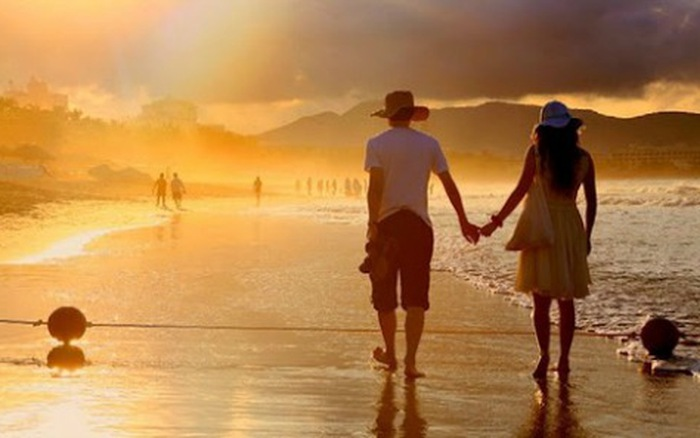 Tình yêu là đem không gian đổi lấy thời gian