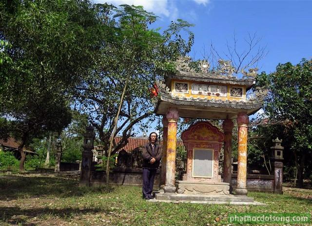 Hành trình dấu tích cũ 'thăm đình làng Thủ Lễ tại Quảng Điền'