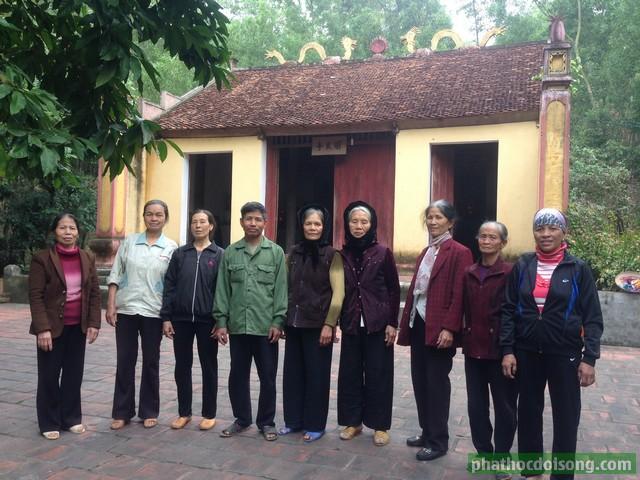 Ai về Bắc Ninh thăm chùa Minh Lương