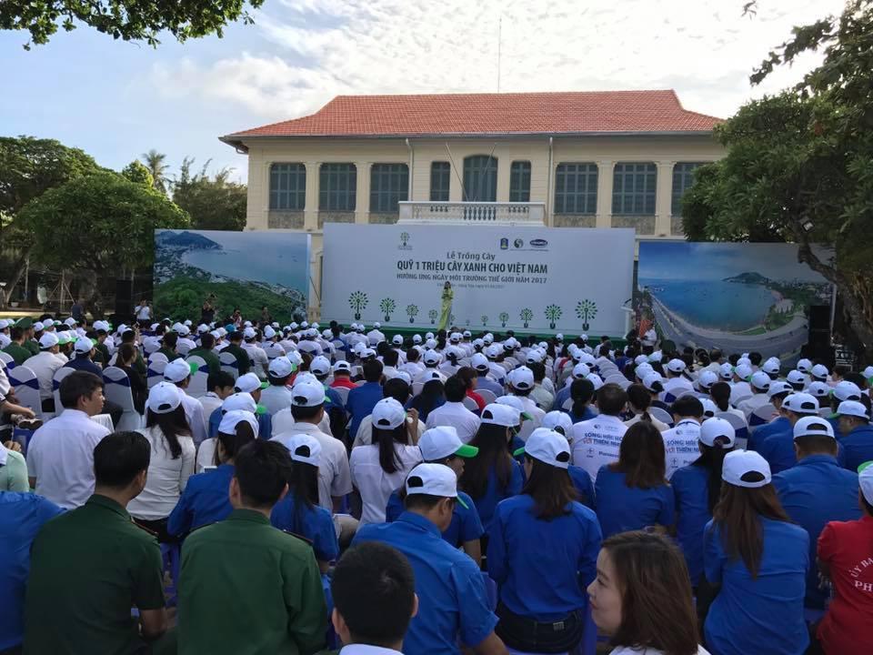 Quan Âm tu viện nhận giải thưởng Môi trường Việt Nam