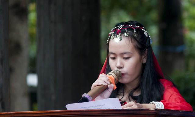 Bù Gia Mập: Khai mạc khóa tu mùa hè chùa Đức Hạnh 2017