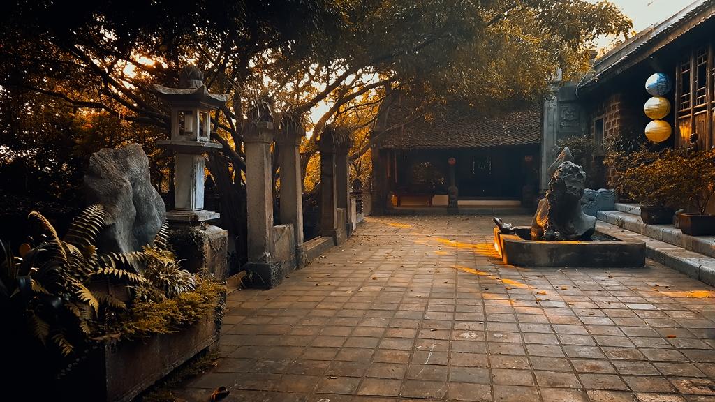 Việt Phủ Thành Chương nét đẹp cổ kính